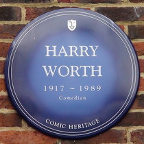 Teddington Studios - Harry Worth