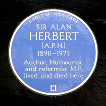 Sir Alan Herbert
