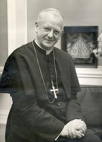 Cardinal John Heenan, Archbishop of Westminster