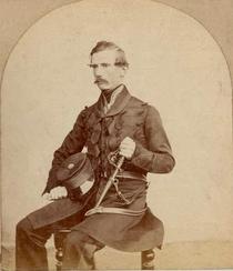 Captain Alexander Ross Clarke