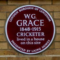 W. G. Grace - SE26