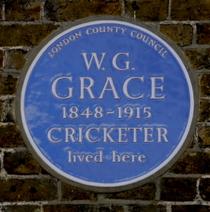 W. G. Grace - SE9