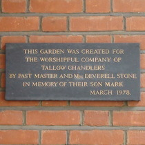 Tallow Chandlers - Deverell-Stone