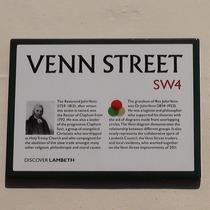 Rev and Dr Venn