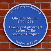 Oliver Goldsmith - SE5