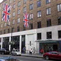 Queen Elizabeth's birthplace