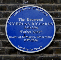 Reverend Nicholas Richards