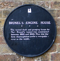 Brunel's Engine House