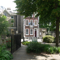 St Mary Rotherhithe Free School and watch-house