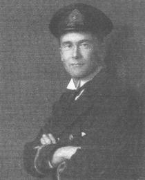 Lieut-Commander J. Dawbarn Young, R.N.V.R.