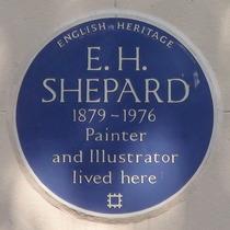 E. H. Shepard - NW1