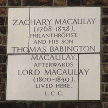 Two Macaulays