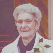 Elsie Naisbett MBE