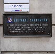 George Inn - Historic Southwark