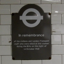 Balham Station bombing - 2