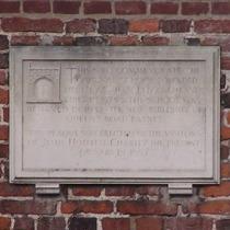 Tudor Hall - stone
