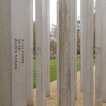 Hyde Park memorial to bomb attack 7/7/05