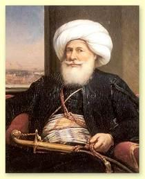 Mahommed Ali, viceroy of Egypt