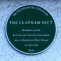 Clapham Sect - SW11
