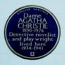 Agatha Christie - W8