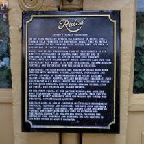 Rules Restaurant 2