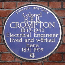 Colonel Crompton