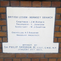 Hornsey British Legion
