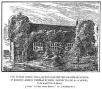 Tudor Hall - Barnet