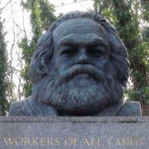 Karl Marx grave