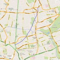 route to market via Hackney