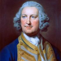 Admiral George Anson