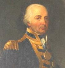 Admiral Cuthbert Collingwood