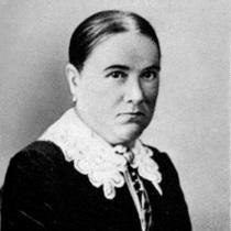 """Helene """"Lenchen"""" Demuth (or Helena)"""