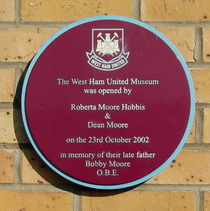West Ham United Museum