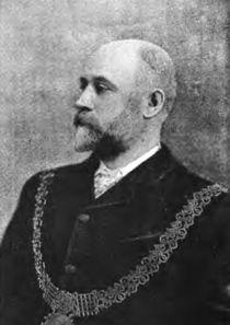 Sir Alfred Seale Haslam