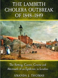Victims of the 1848-9 Lambeth cholera outbreak