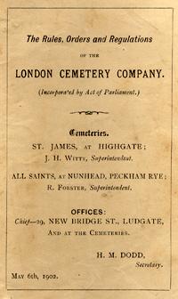 London Cemetery Company