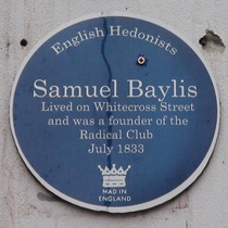 Samuel Baylis and the Radical Club
