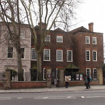 Sutton House & the Robertson brothers