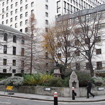 Aldermanbury Garden