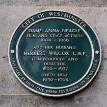 Anna Neagle and Herbert Wilcox