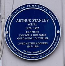 Arthur Stanley Wint