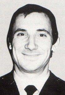 Colin J. Townsley G.M., Station Officer