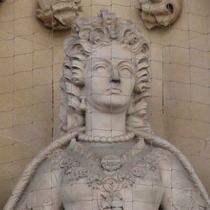 Queen Anne at Guildhall
