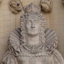 Queen Elizabeth I at Guildhall