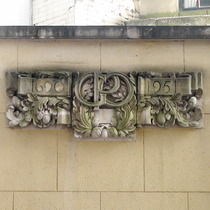 GPO architectural sculpture