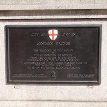 London Bridge - begun in 1967