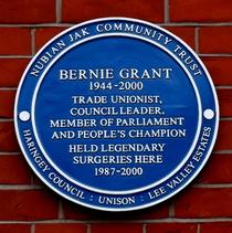Bernie Grant