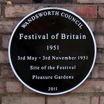 Festival of Britain - SW11