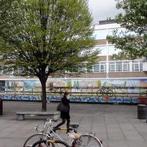 Charles Square Mural